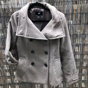 H&M Peacoat- Great Condition!